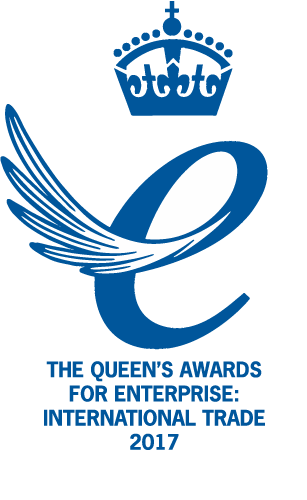 Winners of the Queen's Award for Enterprise International Trade 2017